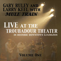 Live at the Troubadour Volume 1
